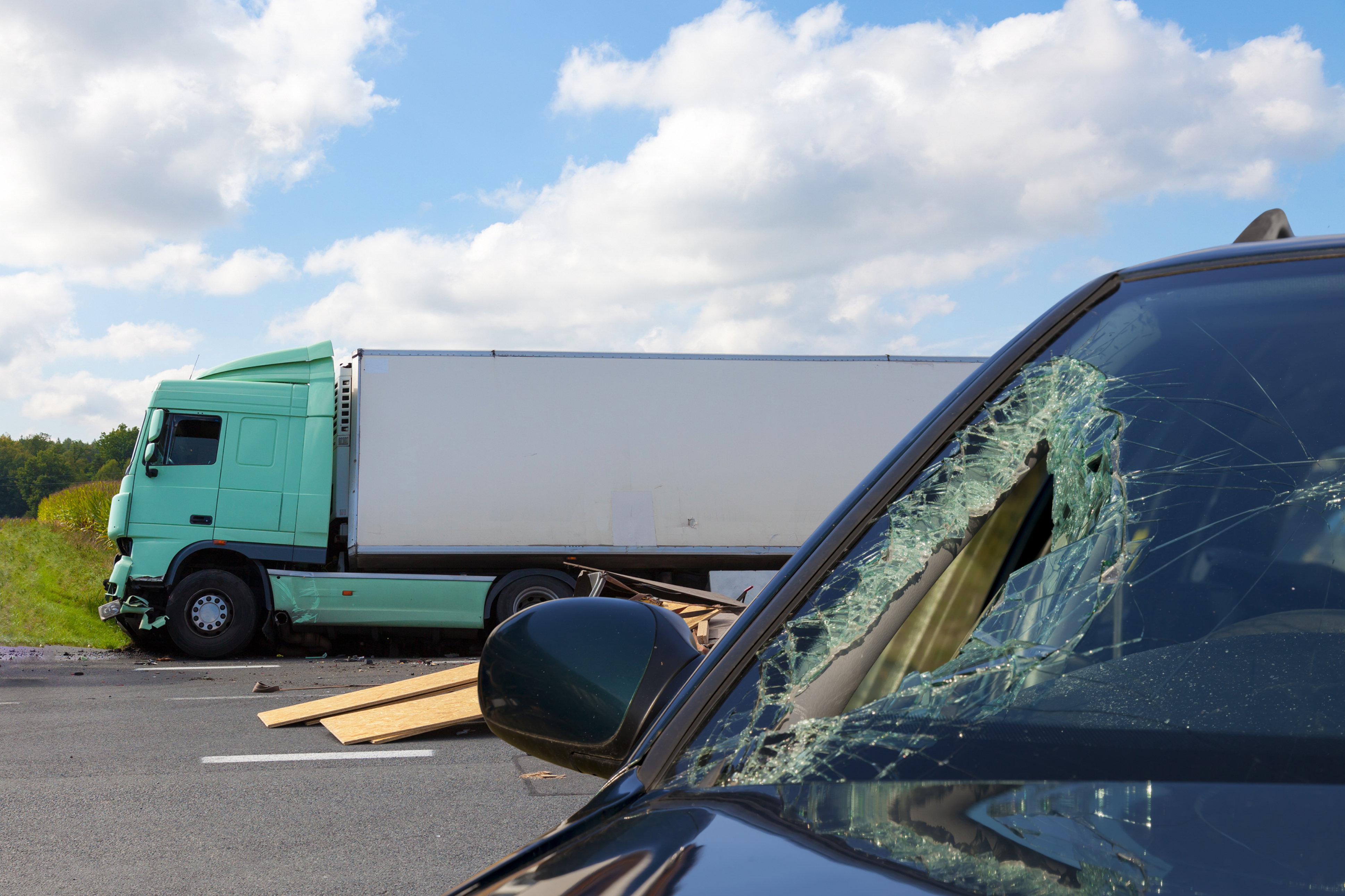 Texas Truck Accident Settlement