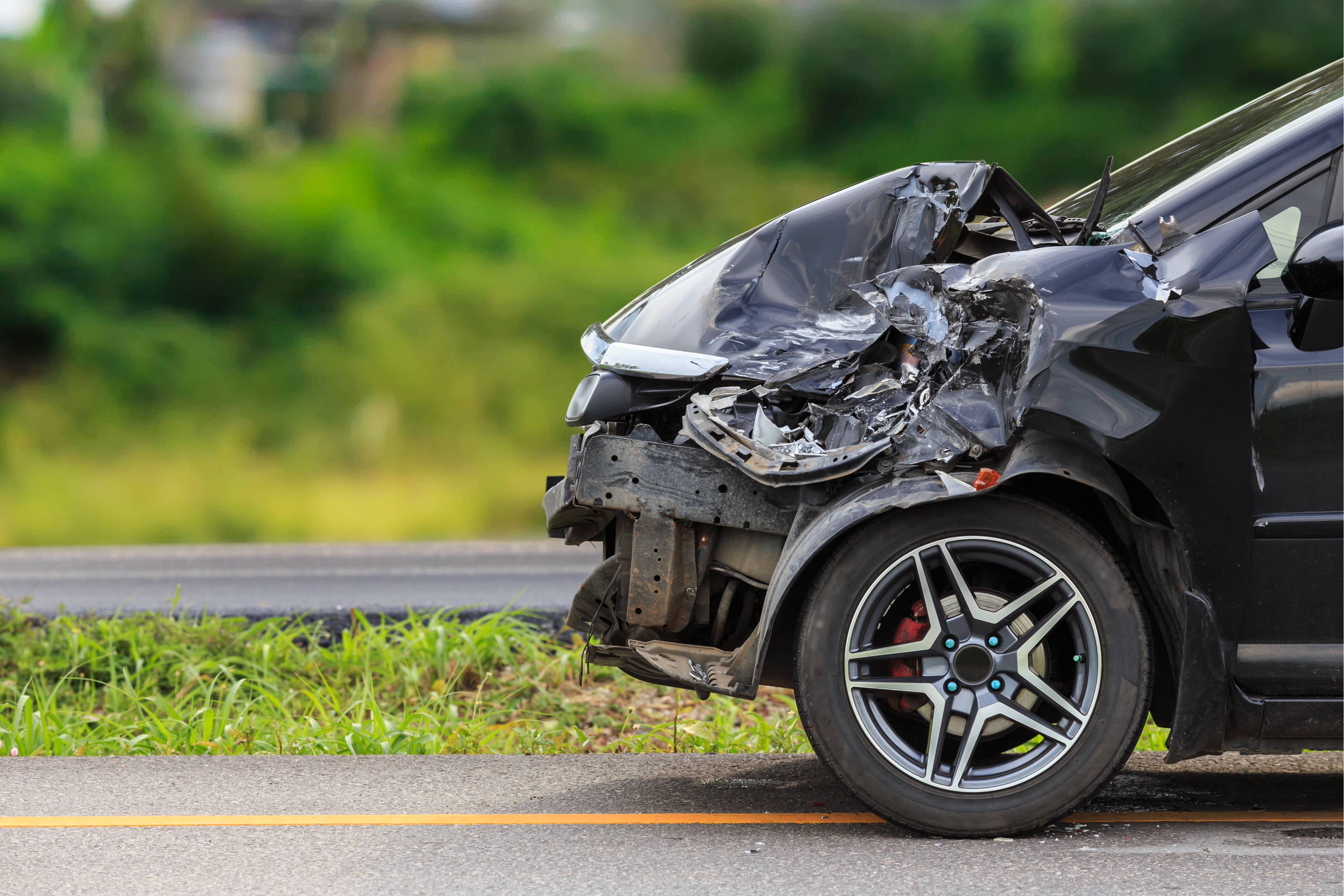 Texas car accident causes